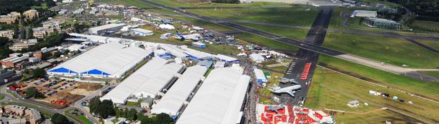 Farnborough International air show